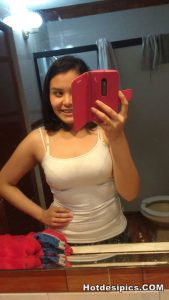 Indian teen nude selfies leaked 012